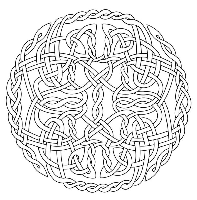 Circle Shape Printable