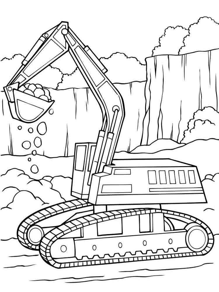 construction vehicles images