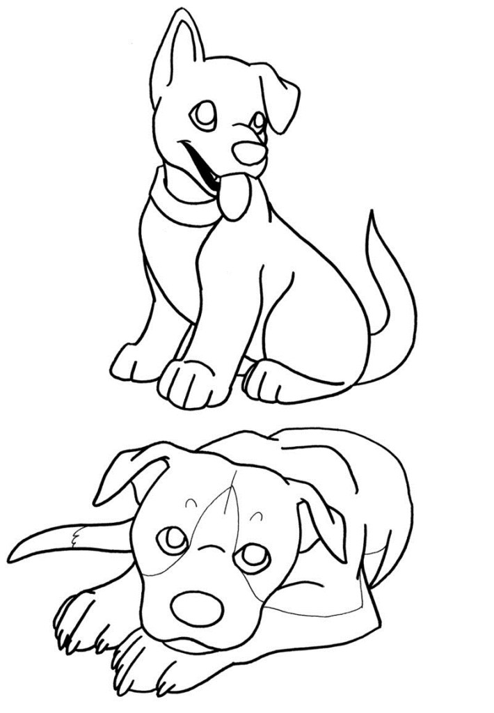 Cute Coloring Pages For Kids
