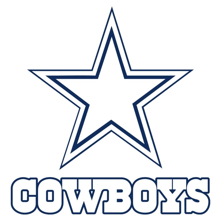 Dallas Cowboys Coloring Pages To Print
