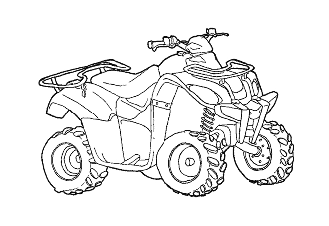 four wheelers picture