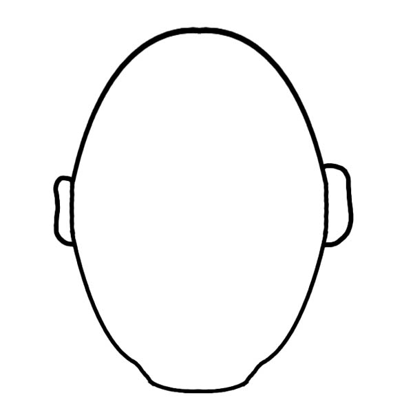 Free Face Template
