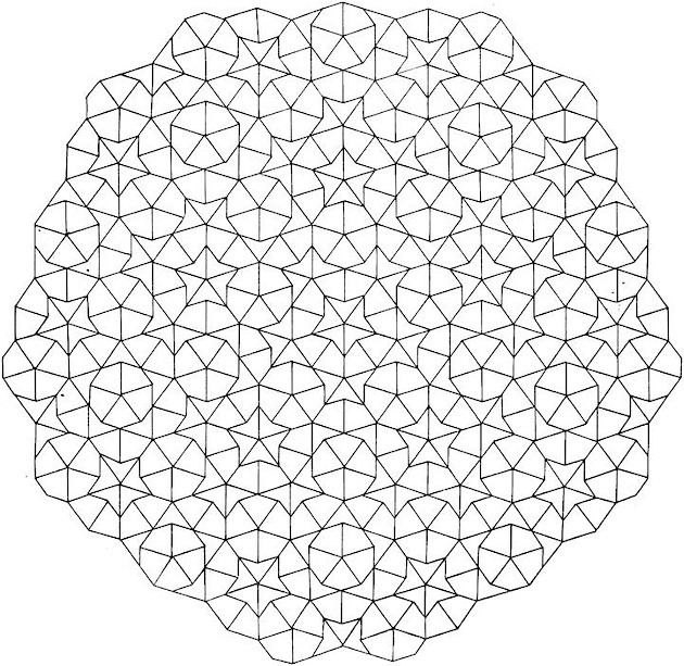 geometric shapes coloring page for downloads