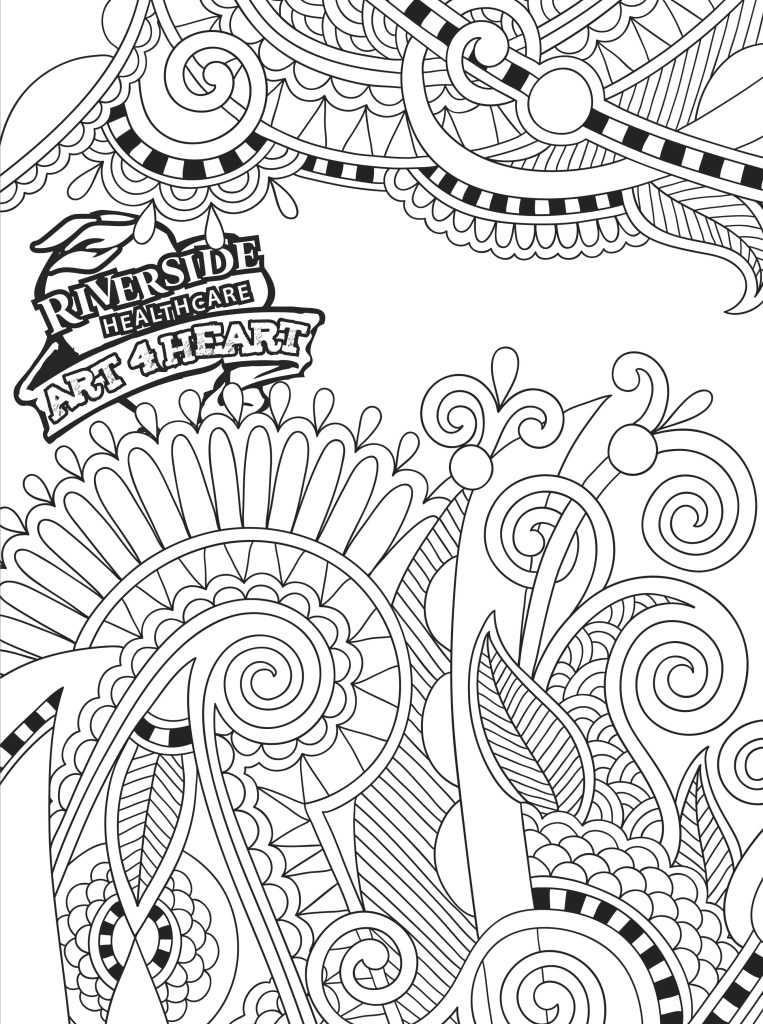 healthcurrents printable coloring pages online