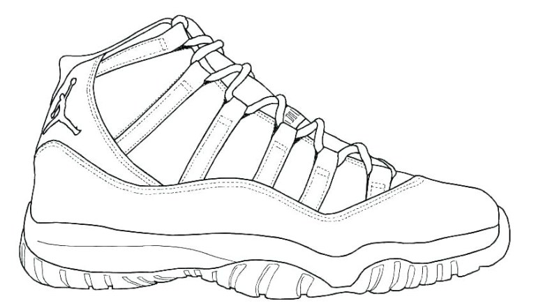 new model jordan coloring pages shoes online air free printable