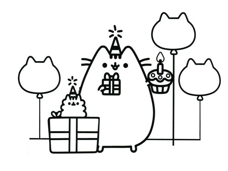 Pics Of Pusheen Cat