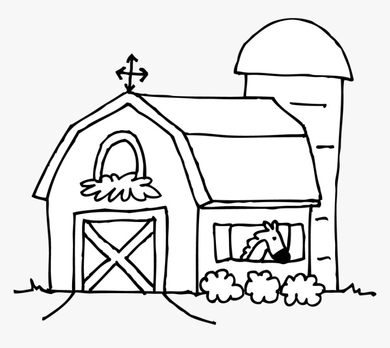 Printable Pictures Of Barns