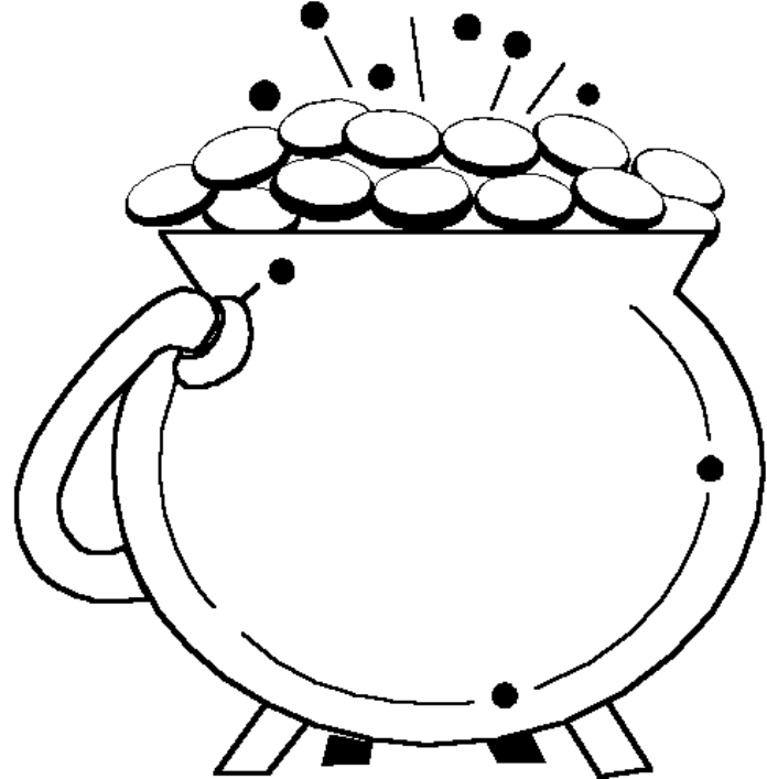 Printable Pot Of Gold