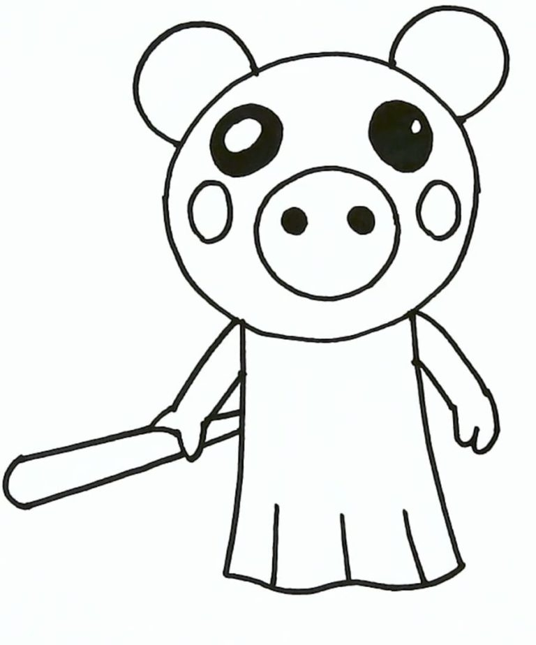 Roblox Adopt Me Pets Coloring Pages
