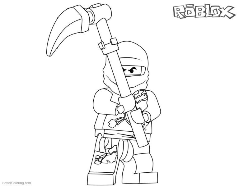 roblox ninjago cole image