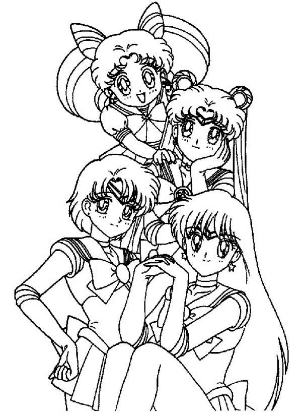 Sailor Moon Photos