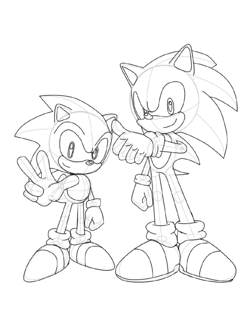 Sonic Books Free