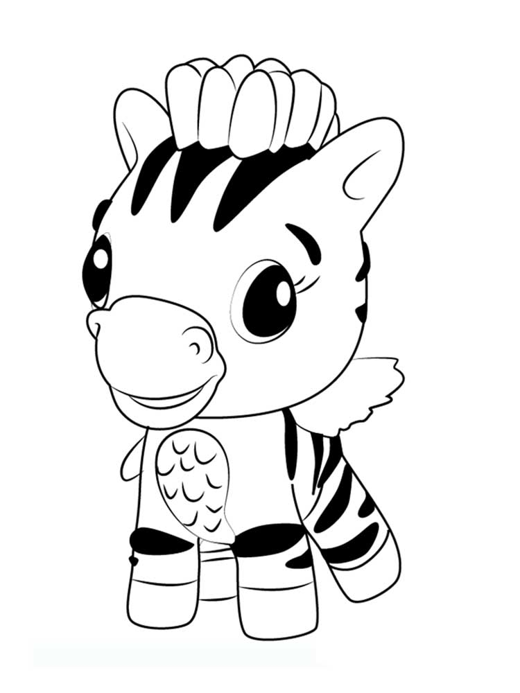 Coloring Pages Hatchimals