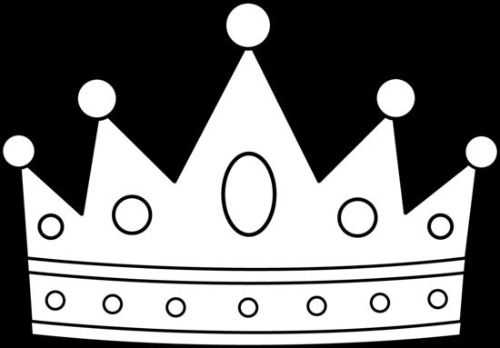 Crown Color Pages