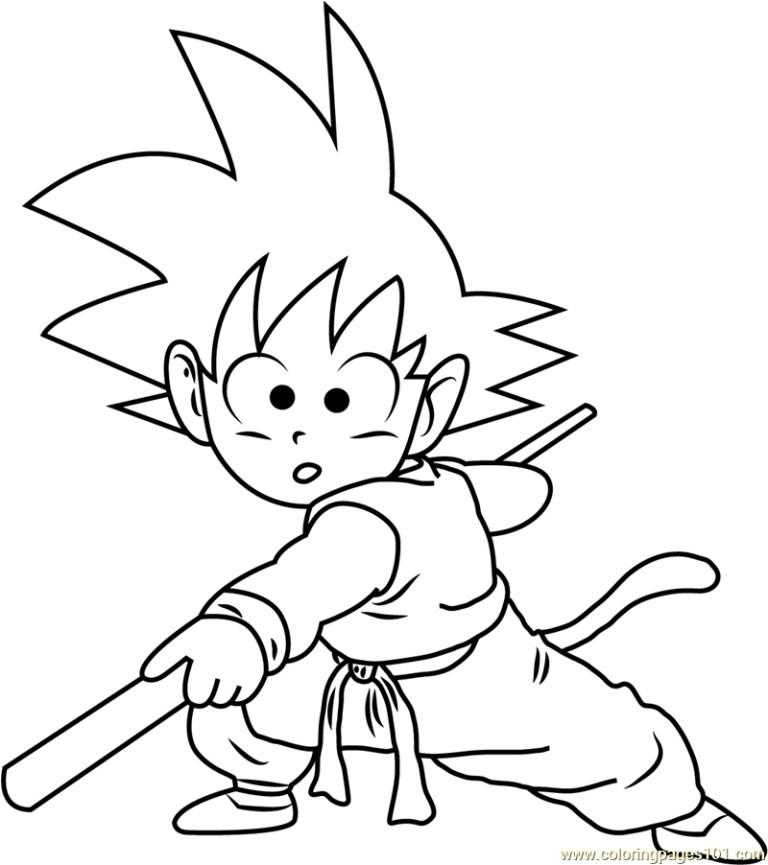 dragon ball z coloring games