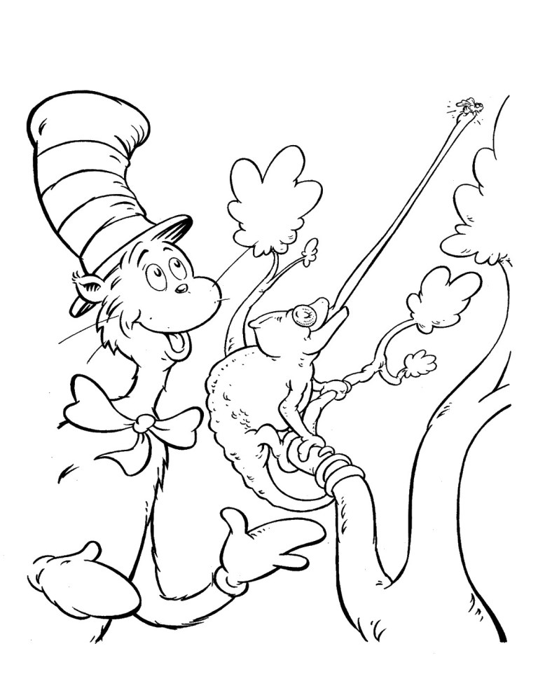 Free Cat In The Hat Printables