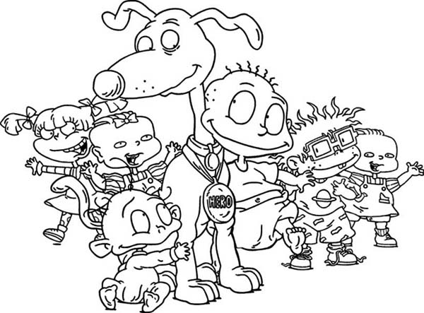 Free Printable Rugrats Images