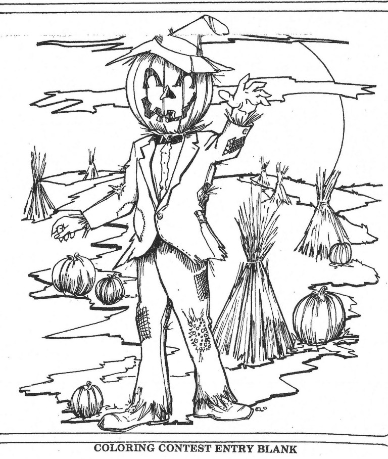mostly paper dolls scarecrows