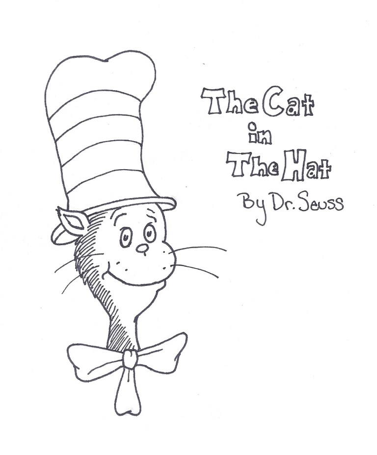 Printable Cat In The Hat Pictures