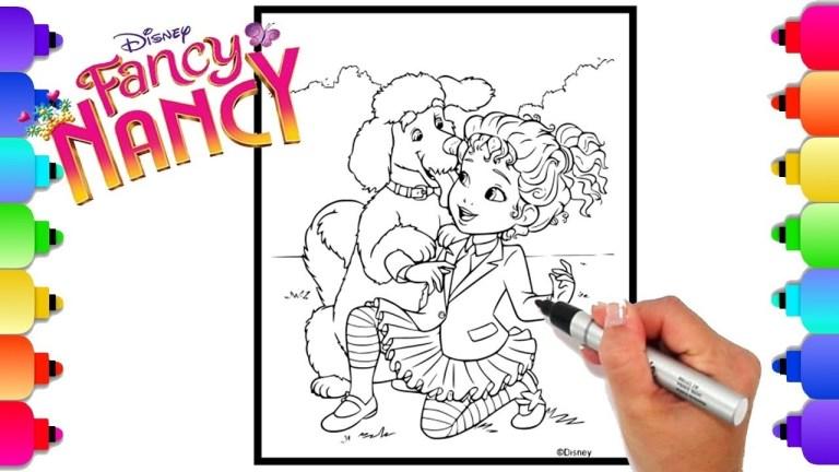 Printable Fancy Nancy