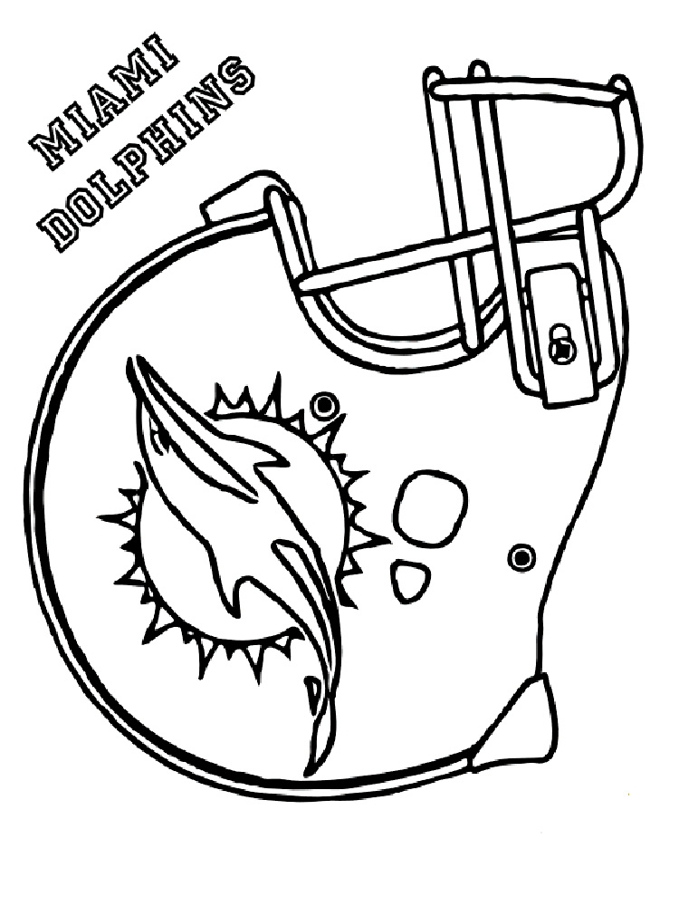 Printable Nfl Helmets