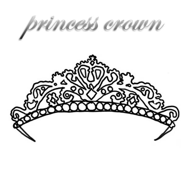 Printable Pictures Of Crowns