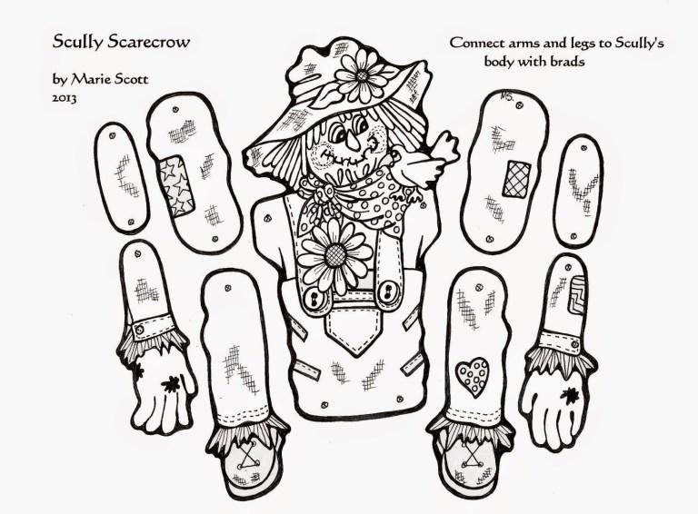 Scarecrow Colors