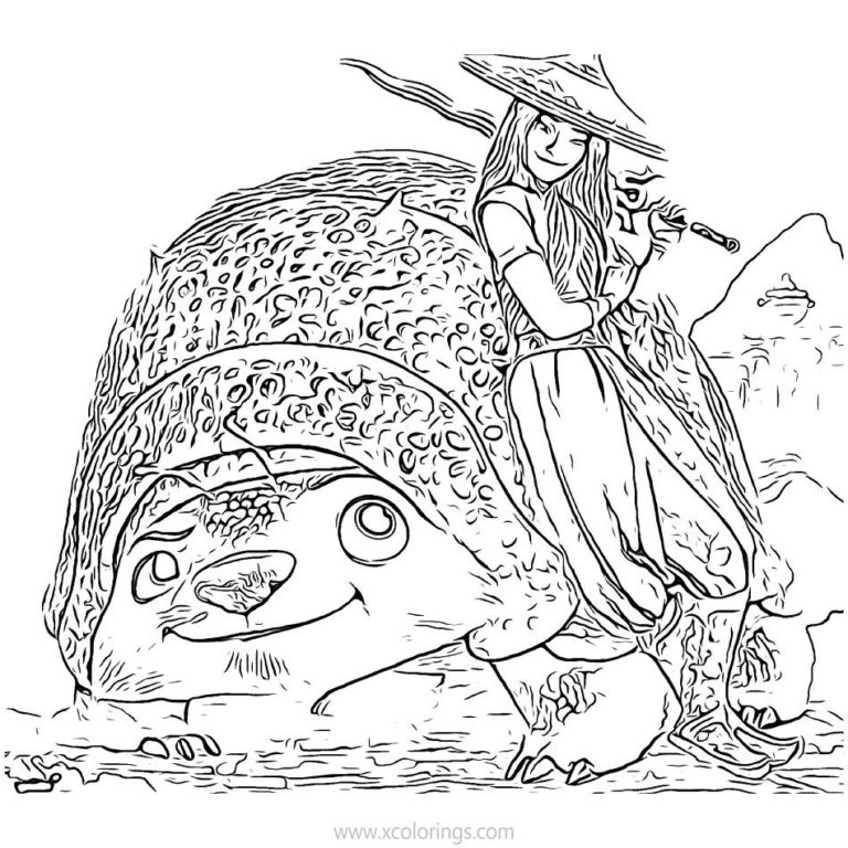 Serlot Raya And The Last Dragon