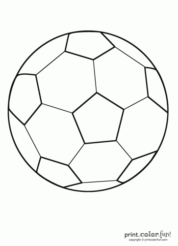Soccer Girls Coloring Pages