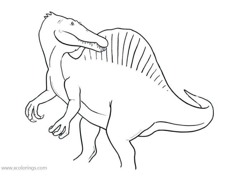 Spinosaurus Pictures To Print