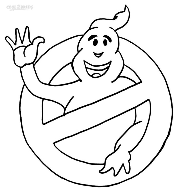 The Real Ghostbusters Coloring Pages