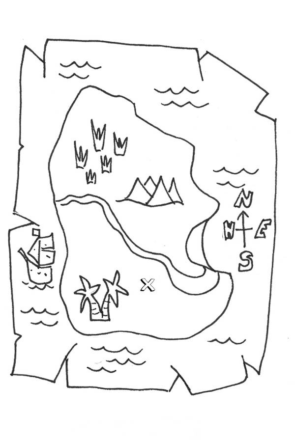 treasure map free downloads