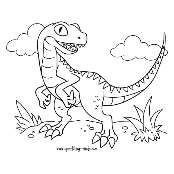 Velociraptor Pictures To Print