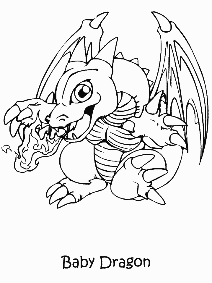 Yugio Coloring Pages