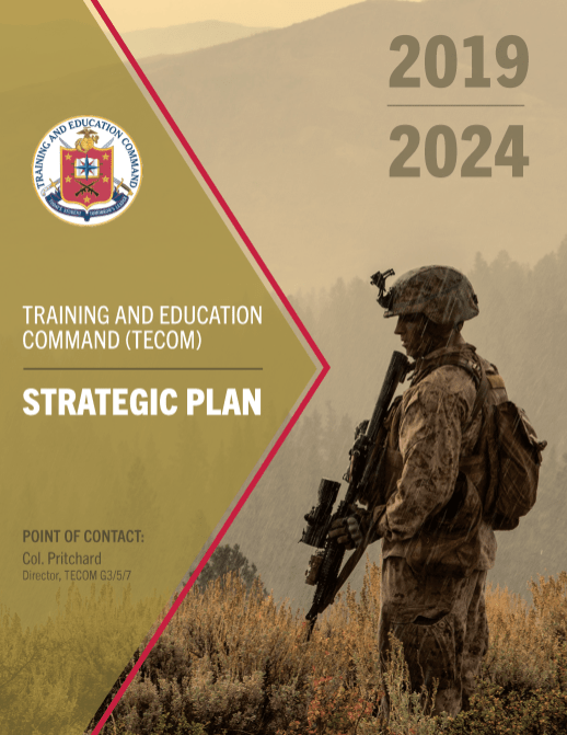 TECOM Strategic Plan_Page_1