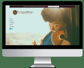 Aphropoiltan Website Design