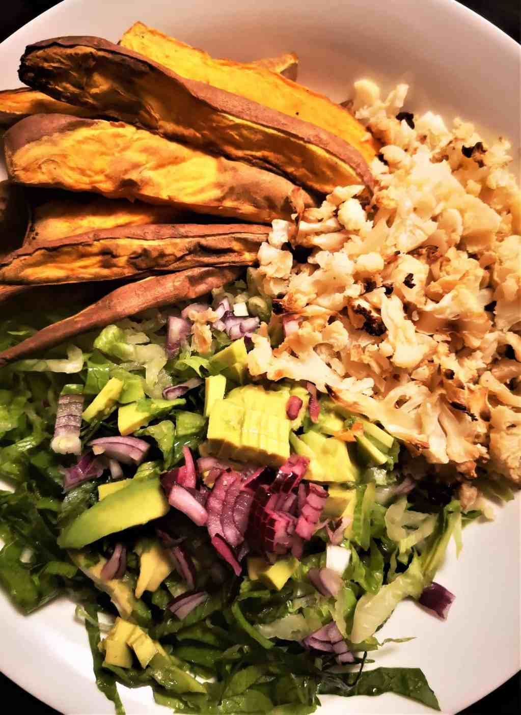 plant based meal plan for weight loss 2 - Tina Redder ...