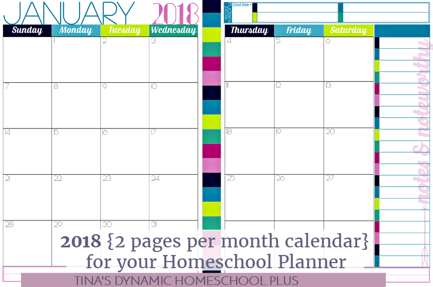 Image Result For Full Page Printable Calendar
