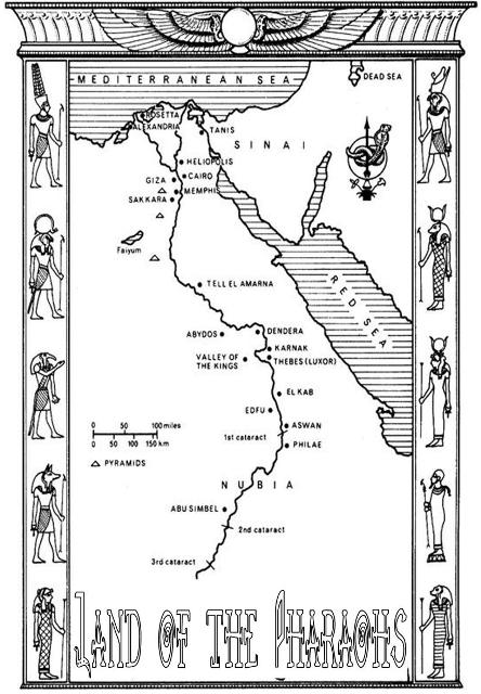 Ancient Egypt Map Coloring Pages. ancient egypt coloring pages ... on