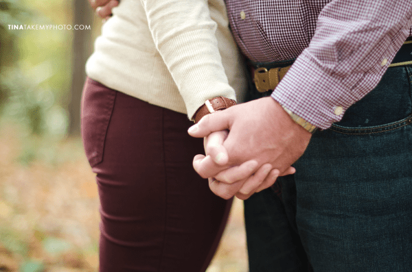 Midlothian-Swift-Creek-Woodlake-Engagement-Photographer-Fall-Woods (3)