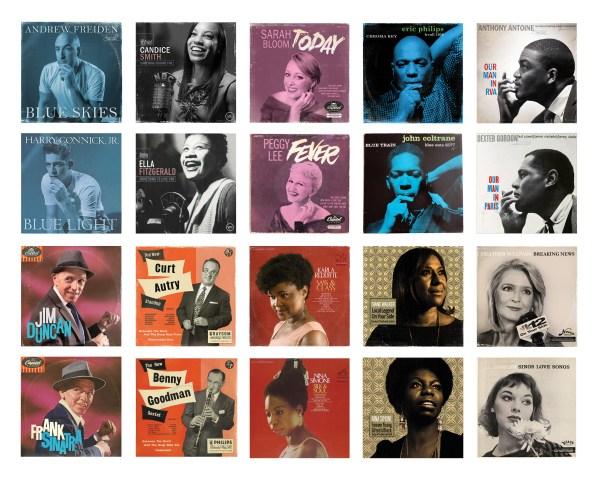 nbc12 jazz album covers