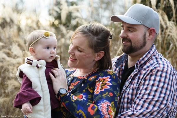 rockwood park winter family photography