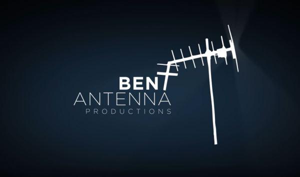Bent Antenna Production Logo