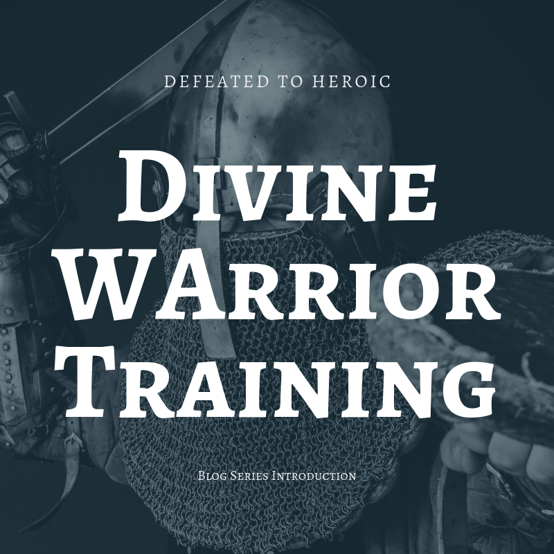 Defeated to Heroic: Divine Warrior Training Series Part One