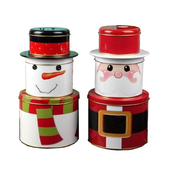 Image result for christmas tin box