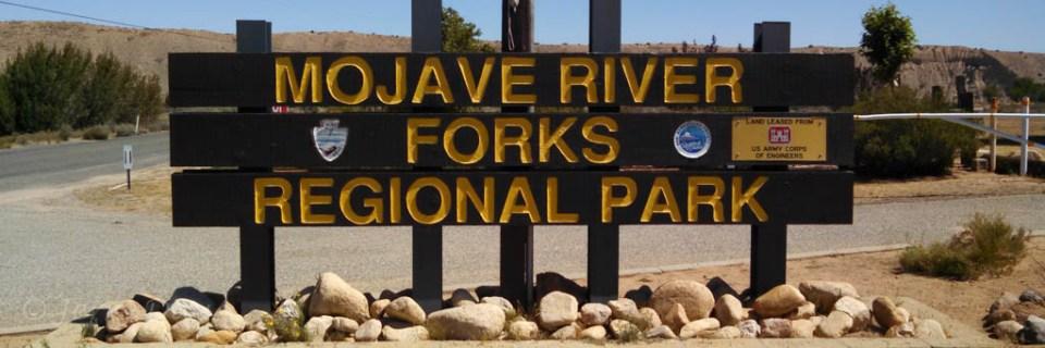 Mojave River Forks Regional Park