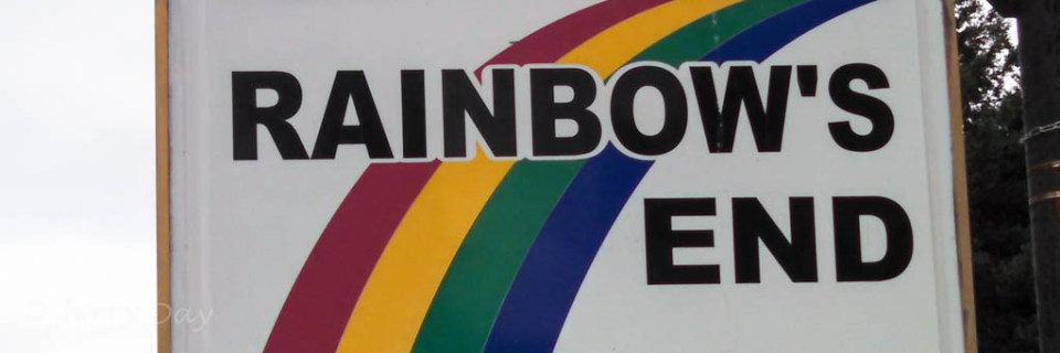Rainbow's End RV Park, Sequim, WA