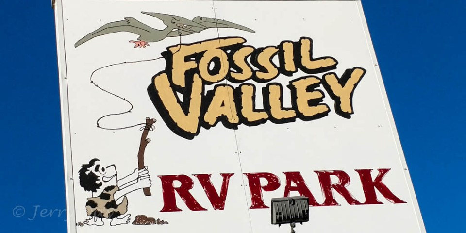 Fossil Valley RV Park, Vernal, Utah