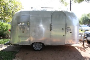 The 1963 Airstream Bambi