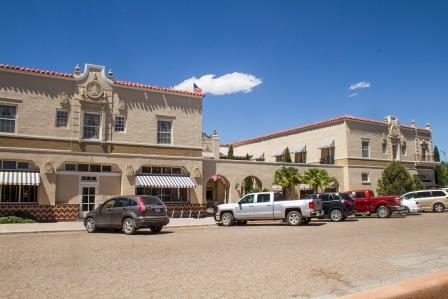el Paisano Hotel, Marfa, TX